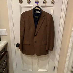 Men's Brown Sport Jacket.